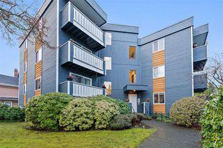 Main Photo: 1 1331 Johnson St in : Vi Fernwood Condo for sale (Victoria)  : MLS®# 862010