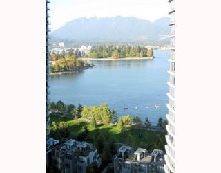 "Photo 1: 1901 1205 HASTINGS Street in Vancouver: Coal Harbour Condo for sale in ""THE CIELO"" (Vancouver West)  : MLS®# V790471"