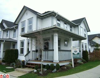 "Photo 1: 7006 179A Street in Surrey: Cloverdale BC House for sale in ""Provinceton"" (Cloverdale)  : MLS®# F1004719"