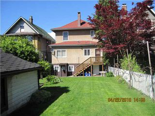 Photo 2: 1536 E 13TH Avenue in Vancouver: Grandview VE House for sale (Vancouver East)  : MLS®# V825354