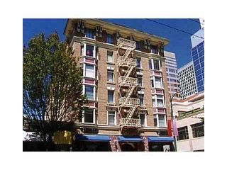 "Photo 1: 22 777 BURRARD Street in Vancouver: West End VW Condo for sale in ""777 BURRARD"" (Vancouver West)  : MLS®# V827662"