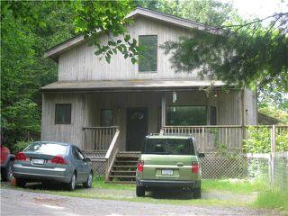 Photo 2: 1557 WHITE SAILS Drive: Bowen Island House for sale : MLS®# V836661
