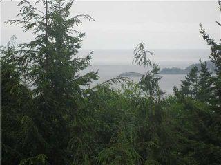 Photo 1: 1557 WHITE SAILS Drive: Bowen Island House for sale : MLS®# V836661