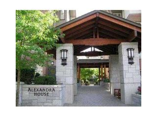 "Photo 1: 1109 4655 VALLEY Drive in Vancouver: Quilchena Condo for sale in ""ALEXANDRA HOUSE I"" (Vancouver West)  : MLS®# V868004"