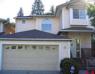 "Photo 1: 10 8675 209TH ST in Langley: Walnut Grove House for sale in ""SYCAMORES"" : MLS®# F2511579"