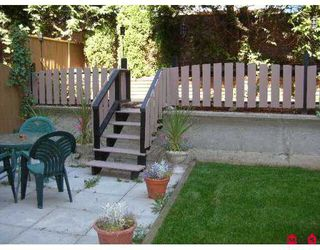 """Photo 9: 32339 7TH Ave in Mission: Mission BC Townhouse for sale in """"CEDAR BROOK ESTATES"""" : MLS®# F2620939"""