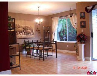 """Photo 3: 32339 7TH Ave in Mission: Mission BC Townhouse for sale in """"CEDAR BROOK ESTATES"""" : MLS®# F2620939"""
