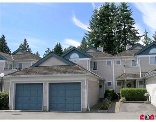 """Photo 1: 134 14154 103RD Avenue in Surrey: Whalley Townhouse for sale in """"TIFFANY SPRINGS"""" (North Surrey)  : MLS®# F2823004"""