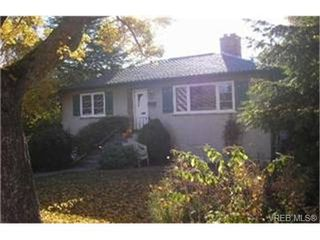Photo 1: 1451 Lang St in VICTORIA: Vi Mayfair House for sale (Victoria)  : MLS®# 449403