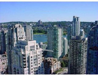 """Photo 4: 2102 1155 SEYMOUR Street in Vancouver: Downtown VW Condo for sale in """"BRAVA"""" (Vancouver West)  : MLS®# V756827"""