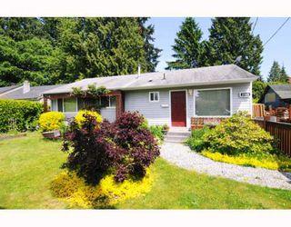 Photo 1: 11952 221ST Street in Maple_Ridge: West Central House for sale (Maple Ridge)  : MLS®# V769230