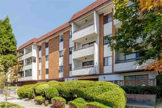"""Photo 1: 111 515 ELEVENTH Street in New Westminster: Uptown NW Condo for sale in """"MAGNOLIA PLACE"""" : MLS®# R2391401"""