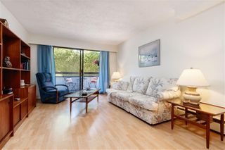 """Photo 4: 111 515 ELEVENTH Street in New Westminster: Uptown NW Condo for sale in """"MAGNOLIA PLACE"""" : MLS®# R2391401"""