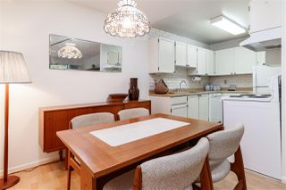 """Photo 7: 111 515 ELEVENTH Street in New Westminster: Uptown NW Condo for sale in """"MAGNOLIA PLACE"""" : MLS®# R2391401"""