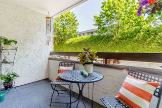 """Photo 16: 111 515 ELEVENTH Street in New Westminster: Uptown NW Condo for sale in """"MAGNOLIA PLACE"""" : MLS®# R2391401"""