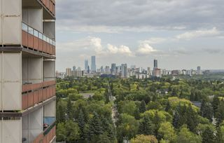 Photo 23: 1513 13910 STONY PLAIN Road in Edmonton: Zone 11 Condo for sale : MLS®# E4172470