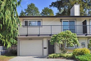 Photo 1: 2674 STELLAR COURT in Coquitlam: Eagle Ridge CQ House 1/2 Duplex for sale : MLS®# R2403912