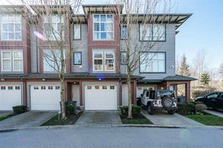 """Main Photo: 103 18777 68A Avenue in Surrey: Clayton Townhouse for sale in """"Compass"""" (Cloverdale)  : MLS®# R2444113"""