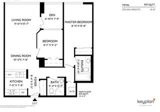 """Photo 28: 607 822 HOMER Street in Vancouver: Downtown VW Condo for sale in """"The Galileo"""" (Vancouver West)  : MLS®# R2455369"""