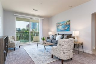 Photo 3: DOWNTOWN Condo for sale : 2 bedrooms : 550 Park Blvd #2404 in San Diego