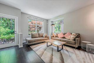 "Photo 1: 41 15788 104 Avenue in Surrey: Guildford Townhouse for sale in ""Bishop Creek"" (North Surrey)  : MLS®# R2475878"