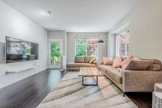 "Photo 2: 41 15788 104 Avenue in Surrey: Guildford Townhouse for sale in ""Bishop Creek"" (North Surrey)  : MLS®# R2475878"
