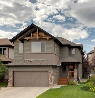 Photo 1: 123 Tremblant Way SW in Calgary: Springbank Hill Detached for sale : MLS®# A1022174