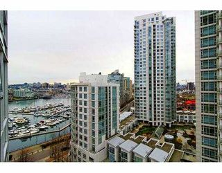 "Photo 6: 1602 193 AQUARIUS MEWS BB in Vancouver: False Creek North Condo for sale in ""193 AQUARIUS MEWS"" (Vancouver West)  : MLS®# V784836"