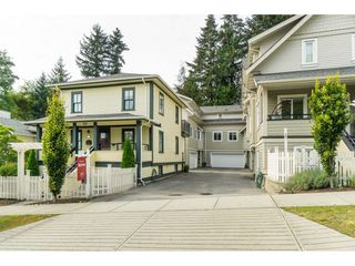 "Photo 3: 102 218 BEGIN Street in Coquitlam: Maillardville Townhouse for sale in ""Begin Square"" : MLS®# R2504206"