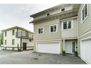 "Photo 4: 102 218 BEGIN Street in Coquitlam: Maillardville Townhouse for sale in ""Begin Square"" : MLS®# R2504206"