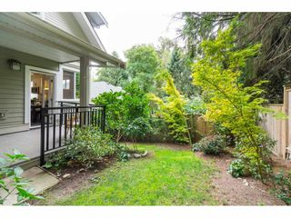 "Photo 34: 102 218 BEGIN Street in Coquitlam: Maillardville Townhouse for sale in ""Begin Square"" : MLS®# R2504206"