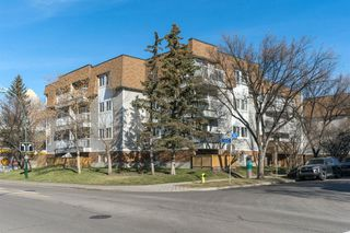 Main Photo: 208 540 18 Avenue SW in Calgary: Cliff Bungalow Apartment for sale : MLS®# A1046007
