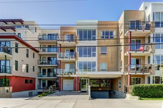 Photo 1: 206 603 7 Avenue NE in Calgary: Renfrew Apartment for sale : MLS®# A1047643
