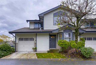 Main Photo: 17 11580 BURNETT Street in Maple Ridge: East Central Townhouse for sale : MLS®# R2520858