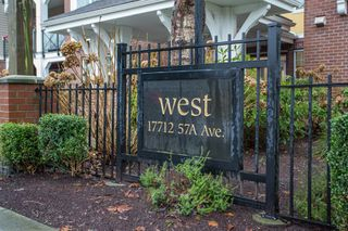 "Main Photo: 204 17712 57A Avenue in Surrey: Cloverdale BC Condo for sale in ""West on the Village Walk"" (Cloverdale)  : MLS®# R2523778"