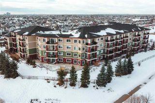 Photo 1: 409 7021 SOUTH TERWILLEGAR Drive in Edmonton: Zone 14 Condo for sale : MLS®# E4224970