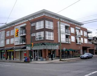 "Photo 2: 405 2008 BAYSWATER Street in Vancouver: Kitsilano Condo for sale in ""THE BLACK SWAN"" (Vancouver West)  : MLS®# V808441"