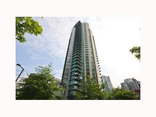 Photo 1: 2308 501 PACIFIC Street in Vancouver: Downtown VW Condo for sale (Vancouver West)  : MLS®# V815526