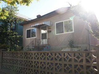 Main Photo: 5051 SOMERVILLE Street in Vancouver: Fraser VE House for sale (Vancouver East)  : MLS®# V843536