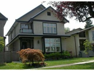 Main Photo: 3772 W 19TH Avenue in Vancouver: Dunbar House for sale (Vancouver West)  : MLS®# V844502