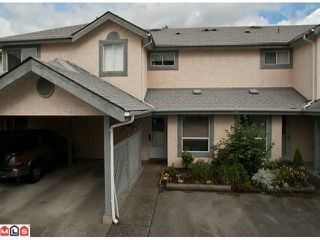 """Photo 2: 15 9540 PRINCE CHARLES Way in Surrey: Queen Mary Park Surrey Townhouse for sale in """"Cedar Hills"""" : MLS®# F1024039"""
