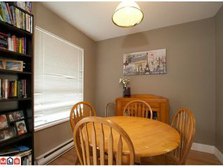 """Photo 4: 15 9540 PRINCE CHARLES Way in Surrey: Queen Mary Park Surrey Townhouse for sale in """"Cedar Hills"""" : MLS®# F1024039"""