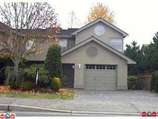 Photo 1: 1450 STEVENS Street: White Rock Townhouse for sale (South Surrey White Rock)  : MLS®# F1026333