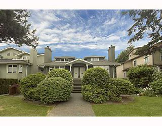 Photo 10: 1858 W 10TH Avenue in Vancouver: Kitsilano Townhouse for sale (Vancouver West)  : MLS®# V719733