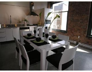 """Photo 5: 415 55 E CORDOVA Street in Vancouver: Downtown VE Condo for sale in """"KORET LOFTS"""" (Vancouver East)  : MLS®# V723133"""
