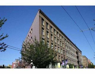 "Photo 10: 415 55 E CORDOVA Street in Vancouver: Downtown VE Condo for sale in ""KORET LOFTS"" (Vancouver East)  : MLS®# V723133"