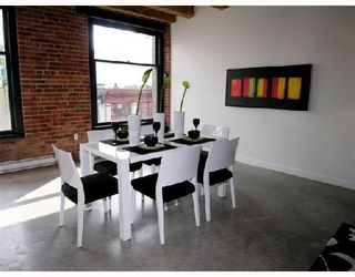 "Photo 9: 415 55 E CORDOVA Street in Vancouver: Downtown VE Condo for sale in ""KORET LOFTS"" (Vancouver East)  : MLS®# V723133"