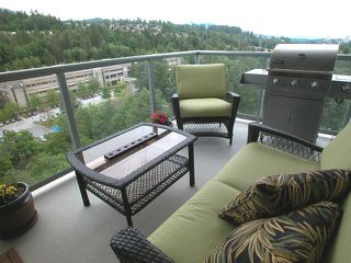 "Photo 12: 1502 290 NEWPORT Drive in Port_Moody: North Shore Pt Moody Condo for sale in ""THE SENTINEL"" (Port Moody)  : MLS®# V727899"