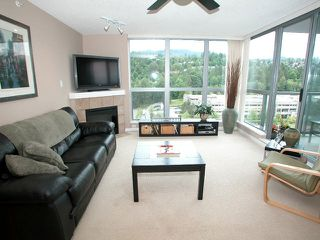 "Photo 6: 1502 290 NEWPORT Drive in Port_Moody: North Shore Pt Moody Condo for sale in ""THE SENTINEL"" (Port Moody)  : MLS®# V727899"