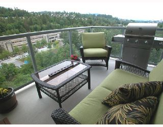 "Photo 23: 1502 290 NEWPORT Drive in Port_Moody: North Shore Pt Moody Condo for sale in ""THE SENTINEL"" (Port Moody)  : MLS®# V727899"